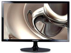 Só hoje(23) De: R$ 504,00 Por: R$ 399,00   6x de R$ 66,50 S/J.O Mega Contraste Dinâmico e o tempo de resposta de 5 ms conferem uma qualidade de imagem que você nunca viu. | Monitor 21.5 Samsung SyncMaster 1080p Full HD LED (DVI) (S22B300B)(I)