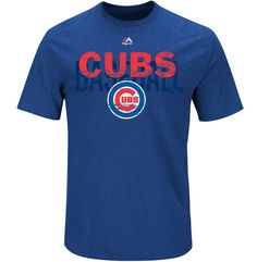 Chicago Cubs All In The Game Tee By Majestic