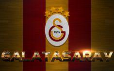Sports Wallpapers, Desktop Pictures, Metal Letters, Colorful Wallpaper, Creative Art, Istanbul, Logos, Iphone Arkaplanları, Turkey Football