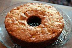 Mel e Pimenta: Bolo de maçã e nozes