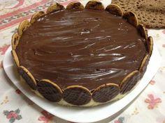 A Receita de Torta Holandesa Maravilhosa vai te conquistar, porque ela é feita com um creme leve e muito saboroso, além, é claro, da cobertura de ganache e