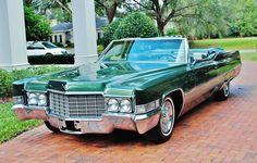 '69 Cadillac DeVille
