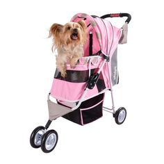 Direct To Pet's range of affordable and high quality Pet Carries & Strollers are selected to provide your furry friend with the best possible, most comfortable, safe and secure experience whenever you're transporting them around. Dog Stroller, Baby Strollers, Pet Dogs, Pets, Pet Supply Stores, Dog Bag, Online Pet Supplies, Pet Carriers, Dog Crate