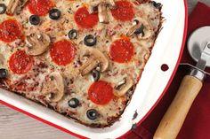 Low Carb Pizza Recipe - Food.com