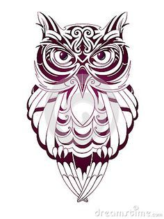 Owl Tattoo Design Ideas The Best Collection Top Rated Stylish Trendy Tattoo Designs Ideas For Girls Women Men Biggest New Tattoo Images Archive Owl Tattoo Design, Tattoo Designs, Buho Tattoo, I Tattoo, Trendy Tattoos, New Tattoos, Tribal Owl Tattoos, Tribal Animals, Kunst Tattoos
