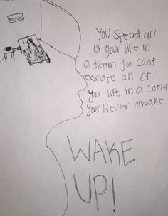 Wake up by NF