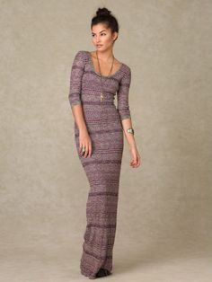 Free People Woven Column Dress