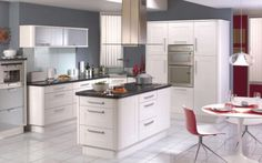 contemporary country kitchen - Google Search