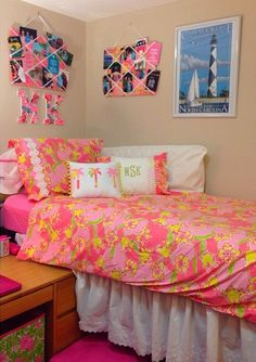 dream dorm decor!