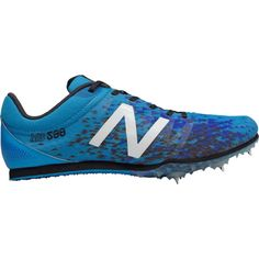 New Balance Men's MD500v5 Track and Field Shoes, Size: 11.5, Blue