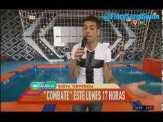 Combate (Flor,Sergio,Nico y Cris.U) en Implacables 03-01-15