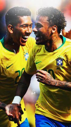 Q dubla! Neymar & firmino