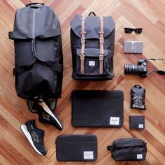 Herschel Supply: The Essentials.