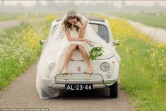The styles of the weddings seen in the winning entries stretch right across the board. Pic...
