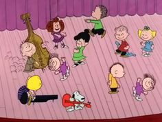 New party member! Tags: music dance party peanuts charlie brown a charlie brown christmas