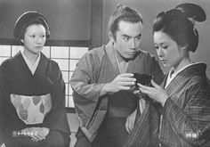 THE WIFE OF SEISHU HANAOKA (Hanaoka Seishu No Tsuma) - MASUMURA Yasuzo (1967). Shown during CAMERA JAPAN 2008.