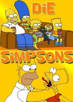Die Simpsons - Cartoon
