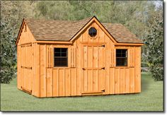 edwardian shed | Board & Batten : Victorian Shed