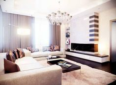 10 Desain Ruang Keluarga Sederhana Terkini 2016