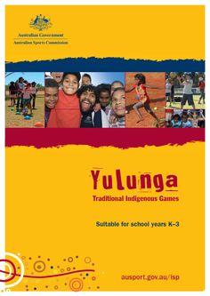 Traditional Aboriginal games & activities suitable for school years K-3