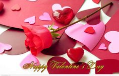 Just wanted to wish you all a very Happy Valentine's Day <