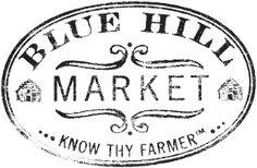 Blue Hill Cafe & Grain Bar // GPS address: 630 Bedford Road, Tarrytown, NY 10591  Map: 630 Bedford Road, Pocantico Hills, NY 10591