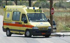 Μία νεκρή και ένας τραυματίας από τροχαίο στις Σέρρες