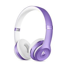 Beats Solo3 Wireless On-Ear Headphones Ultra Violet Collection ❤ liked on Polyvore featuring accessories and tech accessories