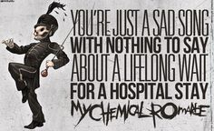 Disenchanted My Chemical Romance
