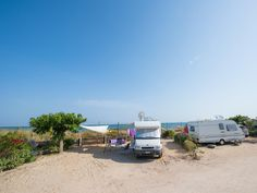 Yelloh! Village Le Club Farret - Plus d'infos : http://www.yellohvillage.fr/camping/le_club_farret/nos_emplacements_de_camping