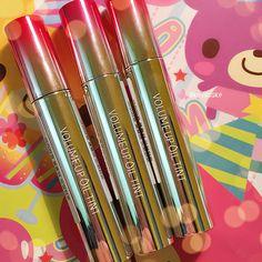 Lip tints #kayxcake