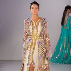 Meriem Belkhayat Spring/Summer 2018 Ready To Wear