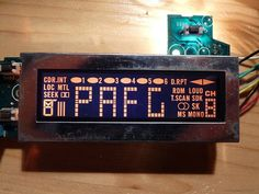 Récup afficheur LCD by Pafgadget
