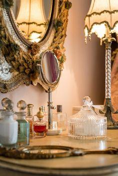 Lavish interiors at Darcy House