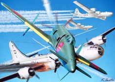 幻の航空戦 | AviationArt(模型飛行機バカの日記) - 楽天ブログ