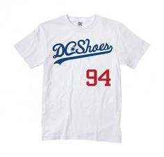 Camiseta DC Shoes Men s County T-Shirt Star White  Camiseta  DC Shoes fe6b8ade4624f