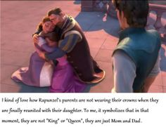 "Screencaps of Rapunzel and Flynn from the 2010 Disney computer animated film ""Tangled. Disney Rapunzel, Disney Pixar, Tangled Rapunzel, Disney Facts, Disney Memes, Disney Quotes, Disney And Dreamworks, Disney Love, Disney Magic"