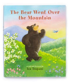 Look at this #zulilyfind! The Bear Went Over the Mountain Hardcover #zulilyfinds