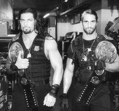 Roman Reigns & Seth Rollins