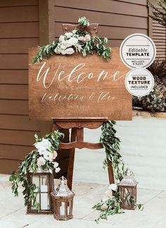 50 Handmade Wedding Signs You'll Love! | The Perfect Palette Wedding Tips, Wedding Planning, Wedding Hacks, Cake Wedding, Wedding Images, Wedding Venues, Budget Wedding, Wedding Pictures, Wedding Details