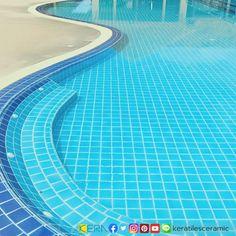 (1) หน้าแรก / ทวิตเตอร์ Swimming Pool Tiles, Pool Accessories, Mosaic Tiles, Outdoor Decor, Home Decor, Mosaic Pieces, Decoration Home, Pool Tiles, Room Decor
