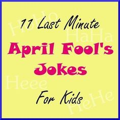 April Fools pranks, activities, Jokes Toys In The Dryer April Fools Pranks For Adults, April Fools Tricks, Best April Fools, Pranks For Kids, Jokes For Kids, April Fools Day, Easy Pranks, Good Pranks, Funny Pranks