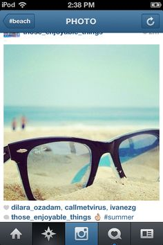 Cool way to take picture at the beach