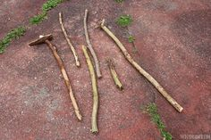 DIY Cane | Homemade Weapons for SHTF | How To Make Survival Gear for Self Defense and Hunting, check it out at http://survivallife.com/homemade-weapons-shtf/