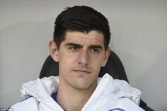 Thibaut Courtois was dropped to the bench by Chelsea boss Guus Hiddink as Begovic was handed his first league start since November