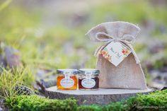 Deliciosas mermeladas naturales - Wedding favours