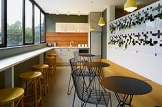 THE WHITE AGENCY, Sydney, 2013 - Brett Mickan Interior Design