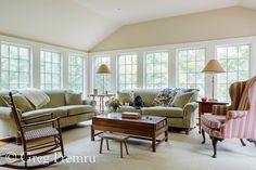 Outdoor Furniture Sets, Outdoor Decor, Sunroom, 18th Century, Windows, Interior, Home Decor, Sunrooms, Decoration Home