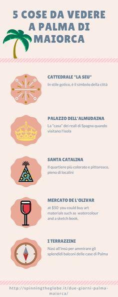 5 cose da vedere a Palma di Maiorca.
