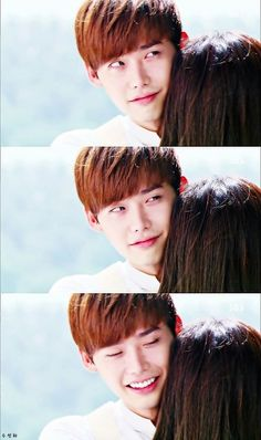 I Hear Your Voice - cute! Lee Bo Young & Lee Jong-suk ...